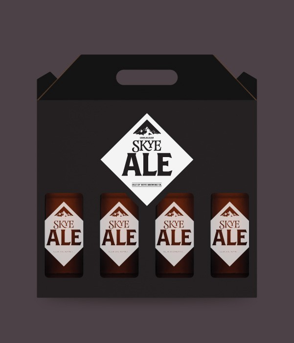 Create Your Own 4 Bottle Ale Pack