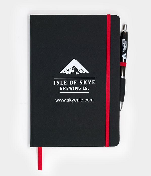 Skye Notebook with Pen